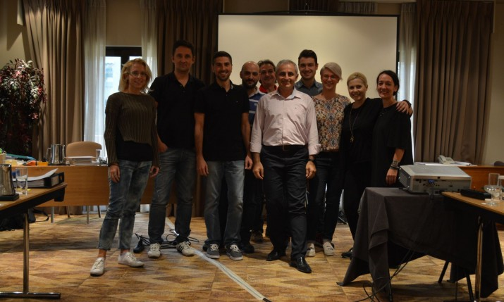 Soft Skills for Managers Athens October 2017