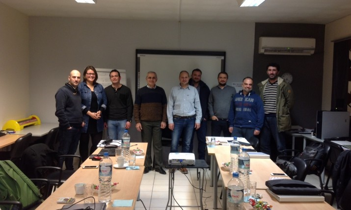 MS Project 2016 ed στη Θεσσαλονίκη - Ιανουάριος 2018