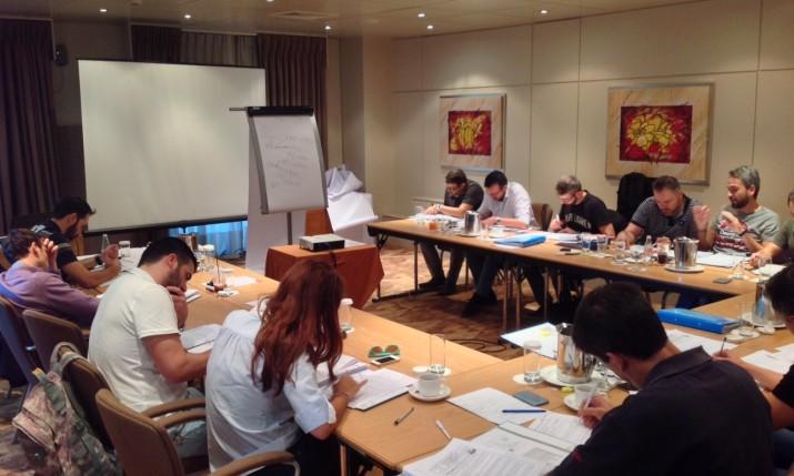 PMP® Prep Course Αθήνα Δεκέμβριος 2016