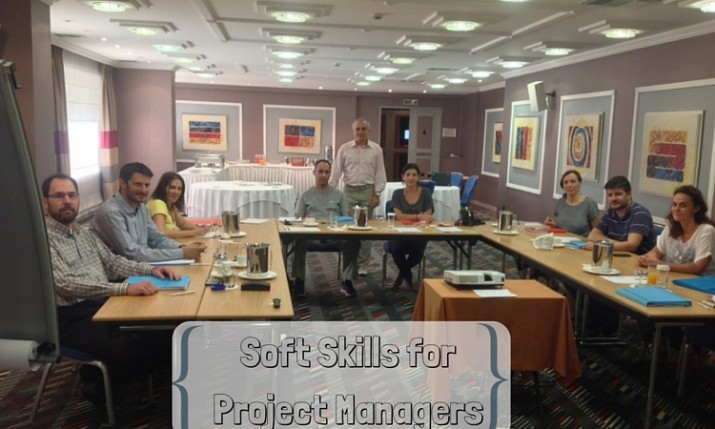 Soft Skills for Managers Athens June 2016